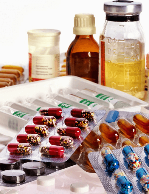 Suplementos y Medicinas