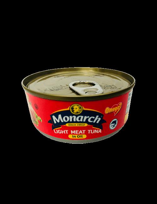 Atun En Trozos Monarch 170g En Aceite