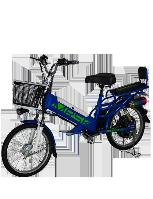 Bicicleta eléctrica MURASAKI 48V15AH