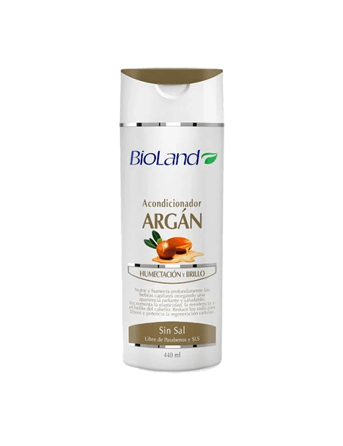 Bioland Acondicionador Argan 440ml