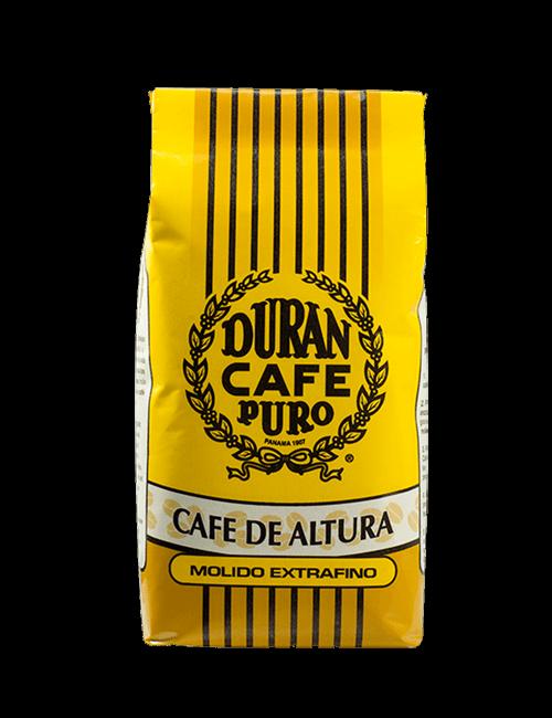 Café Altura Duran 212 G Molido Extrafino