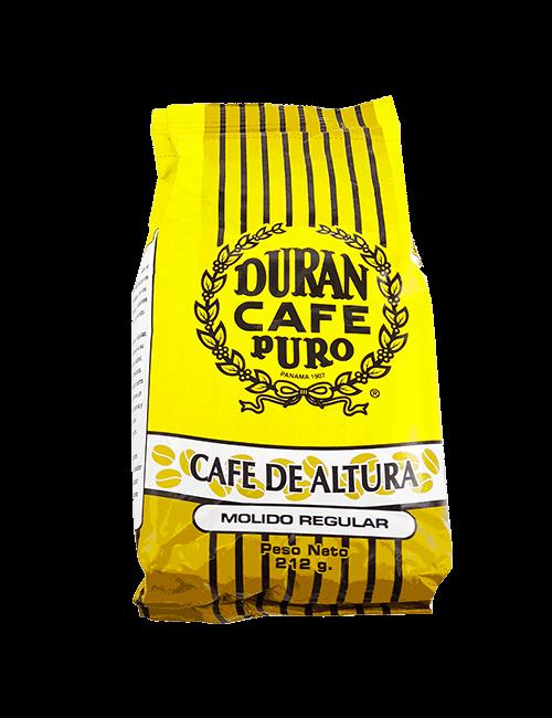 Café Altura Duran 212 G Paquetes