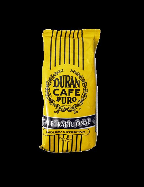 Café Tradicional Duran 425 G Molido Extrafino