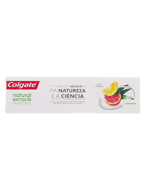Colgate 66ml Naturals Extracts Reinforced Defense