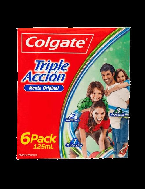Colgate Triple Acción Crema Dental