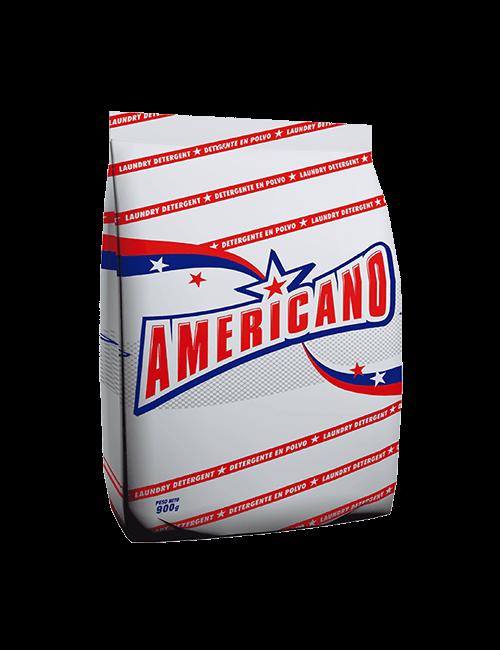 Detergente Para Ropa Americano 900g Polvo