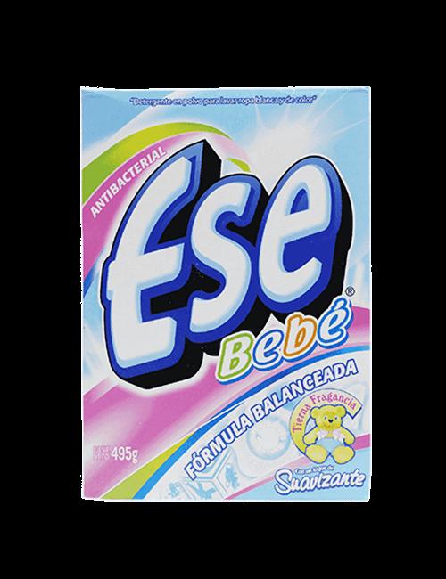 Detergente En Polvo Ese 495g Bebe En Bolsa