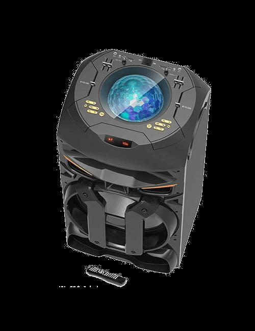 Edison Altavoz para Fiestas con Bluetooth de 15 pulgadas