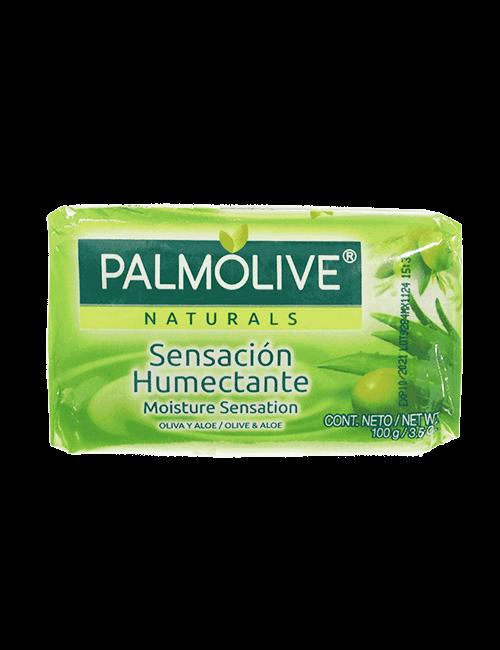 Palmolive Jabón 100g Oliva y Aloe
