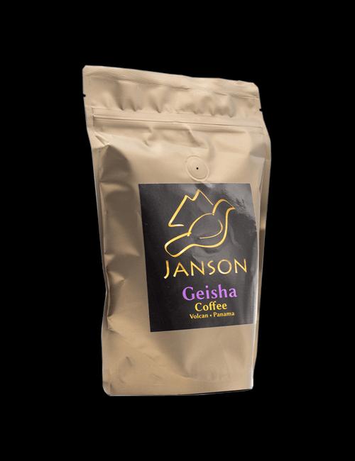 Janson Family Cafe Geisha Molido 250 g