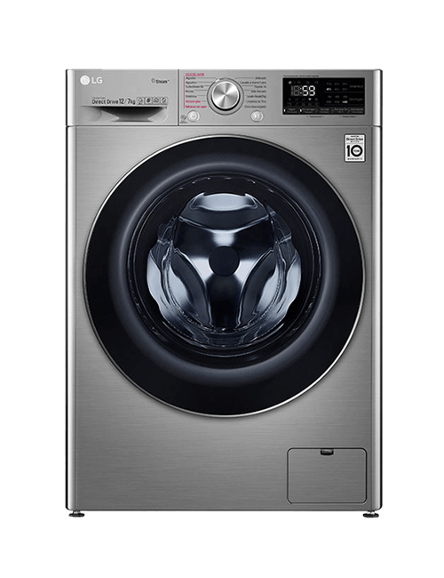 Lavadora/secadora 12k Lg