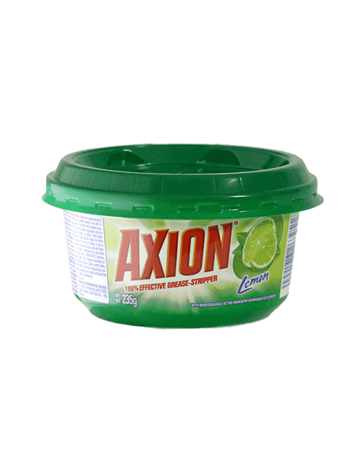 Lavaplatos Crema Axion 235g Limon
