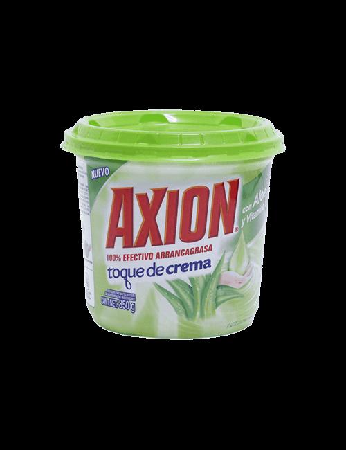 Lavaplatos Crema Axion 850g Aloe
