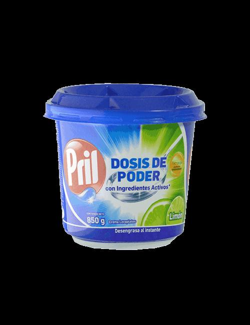 Lavaplatos Crema Pril 850g Limon