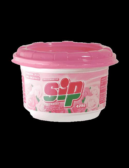 Lavaplatos Crema Sip 425g Rosa