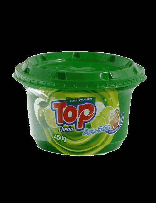 Lavaplato Crema Top 450g Limon