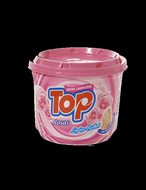 Lavaplatos Crema Top 850g Rosa