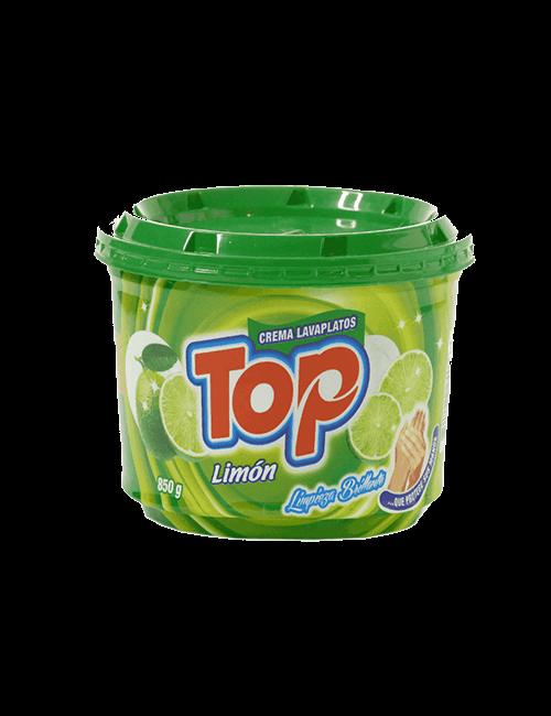 Lavaplatos Crema Top 850g Limon