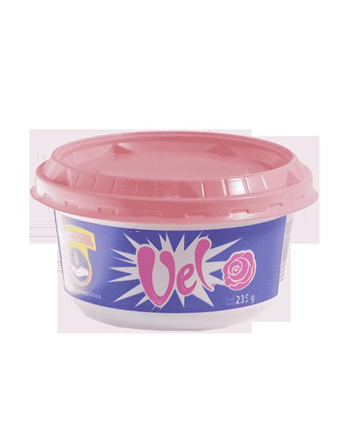 Lavaplatos Crema Vel 235g Rosa