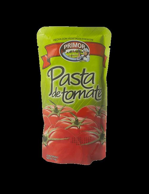 Pasta Primor 114 GR De Tomate