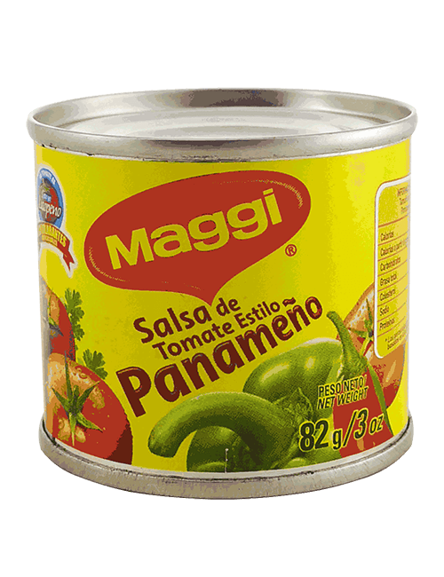 Pasta De Tomate Maggi 82 GR Estilo Panameño