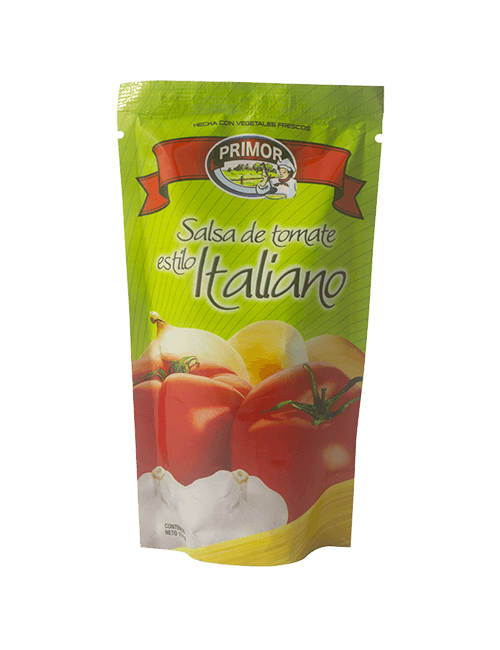 Salsa De Tomate Primor 114 GR Italiana