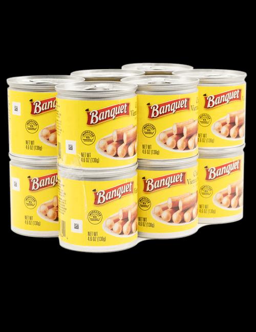 Banquet Salchichas de Pollo 12 unidades/130g