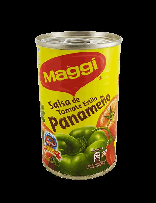 Salsa De Tomate Maggi 170 GR Estilo Panameño