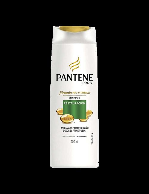 Shampoo Pantene 200ml Reconstrucción