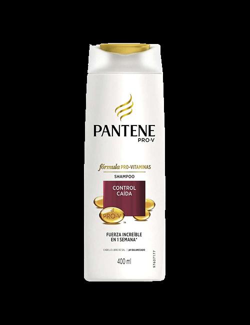 Shampoo Pantene 400ml Cotrol Caída