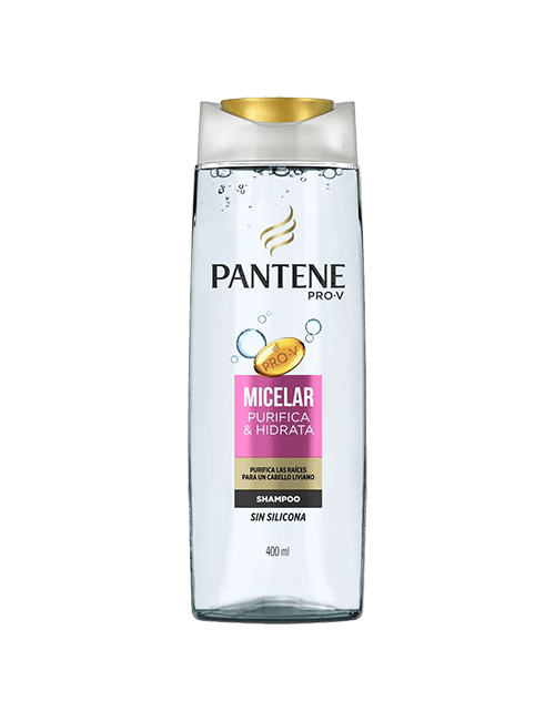 Shampoo Pantene 400ml Pro-V Micelar