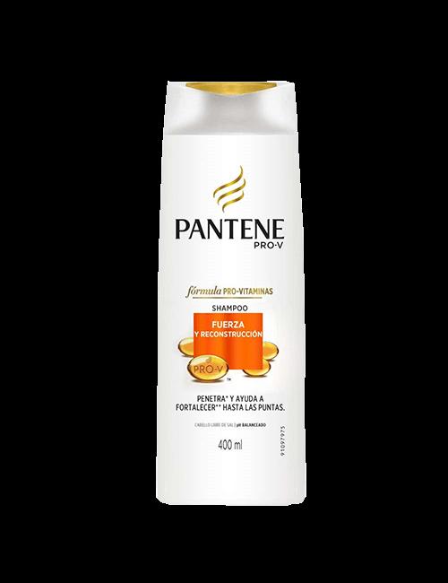 Shampoo Pantene 400ml Pro-V Fuerza y Reconstrucción