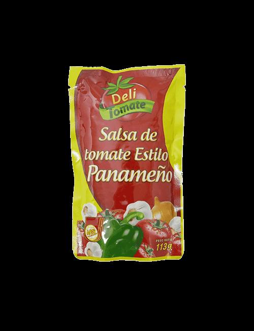 Salsa De Tomate Nhs 113 GR Estilo Panameño