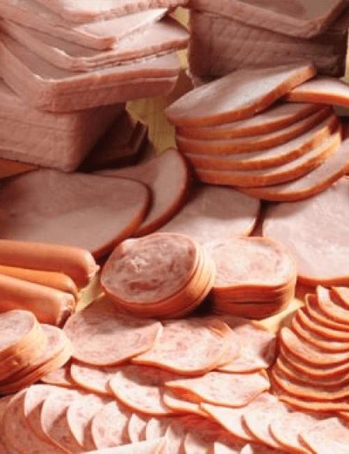 Embutidos y Carnes enlatadas