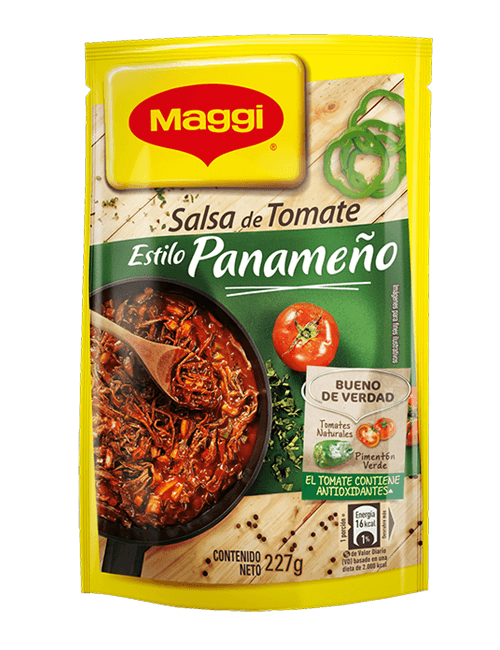 Salsa Maggi 227 GR De Tomate panameño