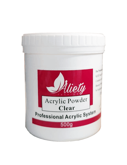 Acrilico Powder CLEAR Aliety 500g