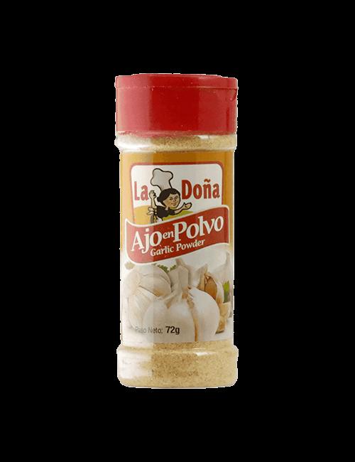 Ajo en polvo La Doña 71g