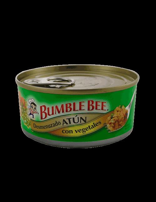 Trozos Atún Bumble Bee 170g econ Verduras