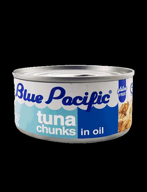 Atun Trozos Blue Pacific 160g en Aceite