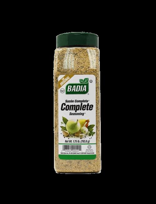 Badia Sazonador Completo 794g