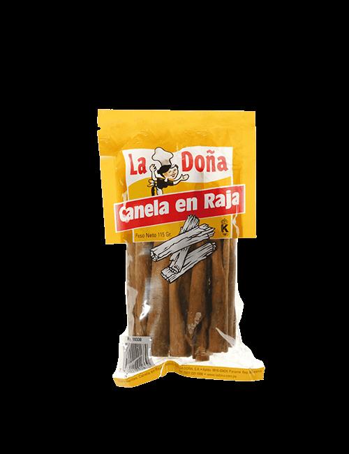 Canela en Raja La Doña 115g
