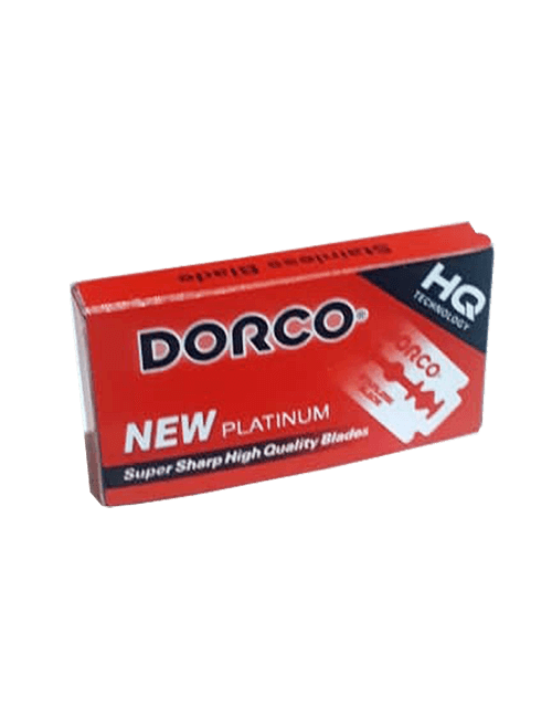 Hojillas de afeitar DORCO 5U.