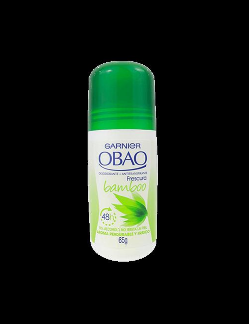 Desodorante Obao 65g Bamboo