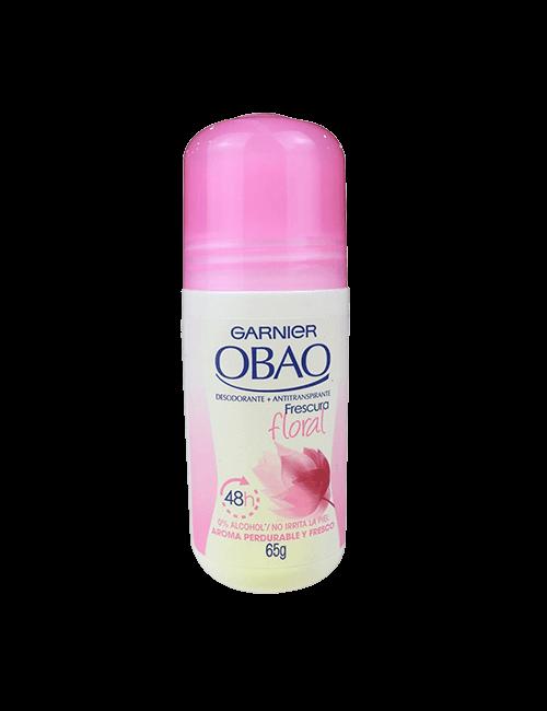 Desodorante Obao 65g Floral