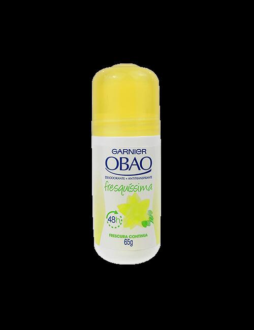 Desodorante Obao 65g Fresquissima