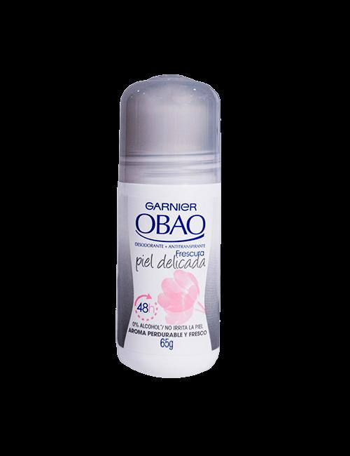 Desodorante Obao 65g Piel Delicada