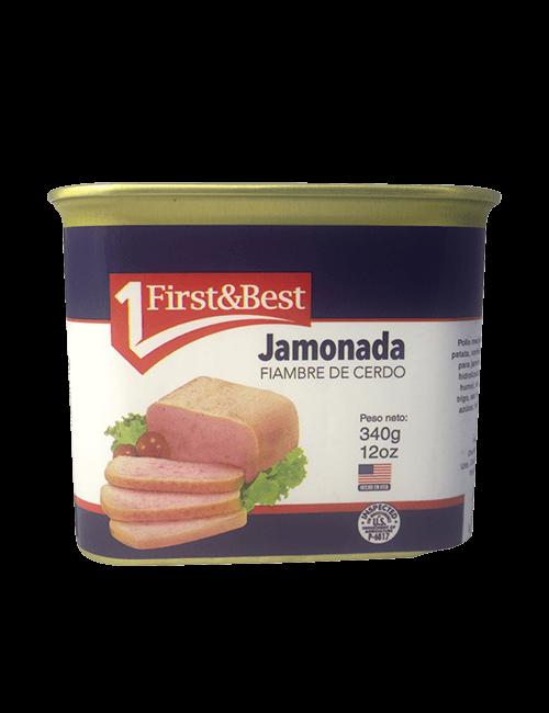 Jamonada de Cerdo First & Best 340g