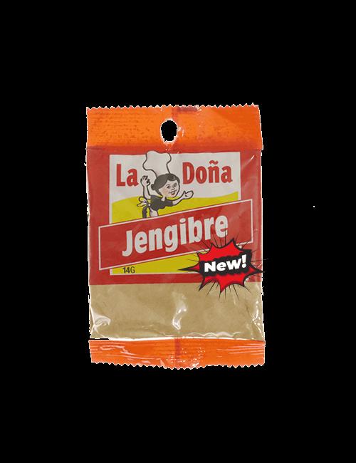 Jengibre La Doña 14g