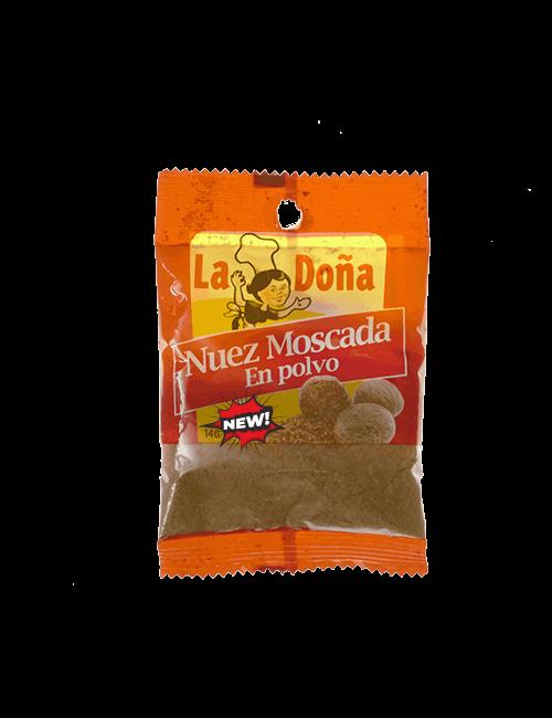 Nues Moscada Molida La Doña 15g
