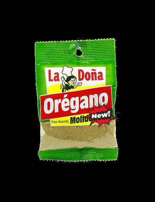 Oregano Molido La Doña 15g
